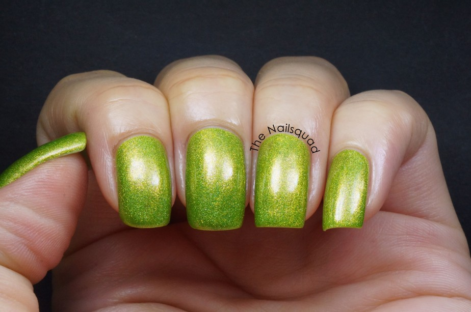 clean and green by lilypad lacquer