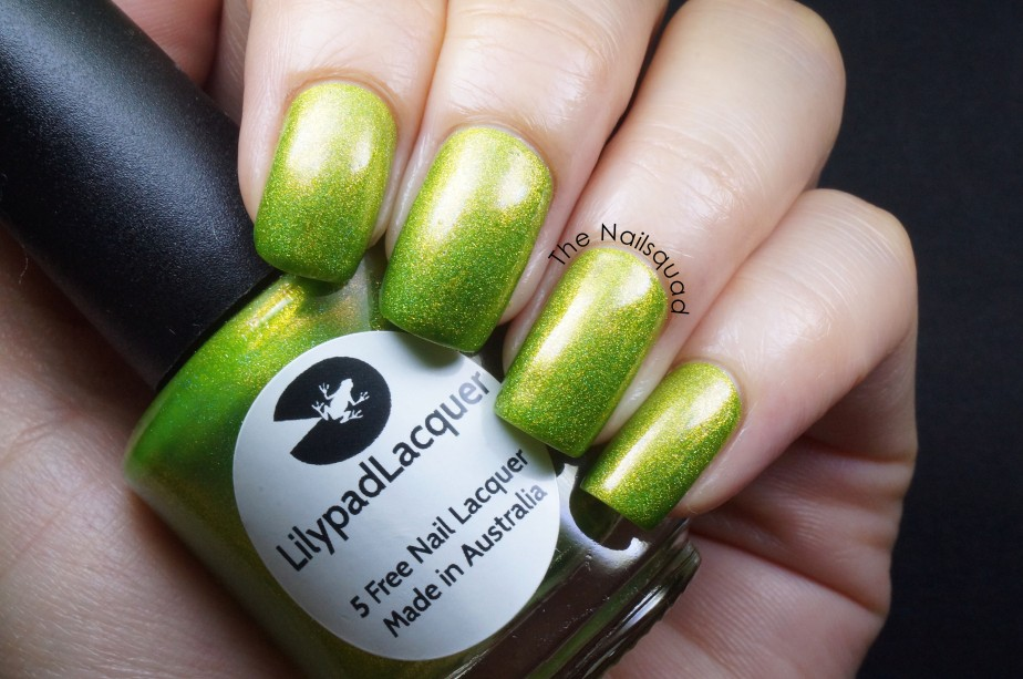 clean and green by lilypad lacquer(2)
