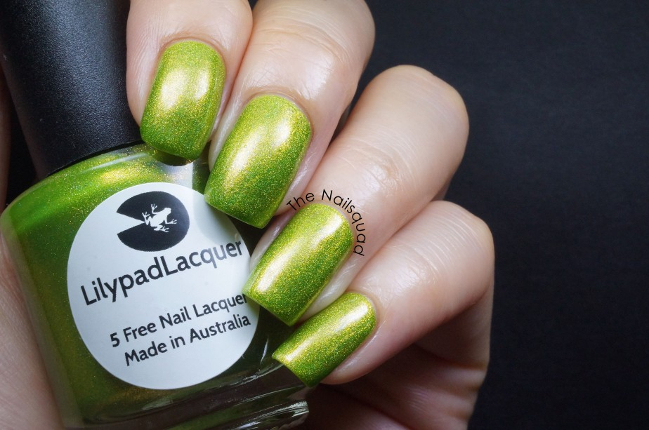 clean and green by lilypad lacquer(4)