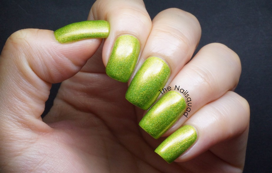 clean and green by lilypad lacquer(5)
