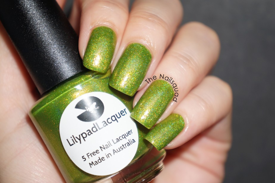 clean and green by lilypad lacquer(6)