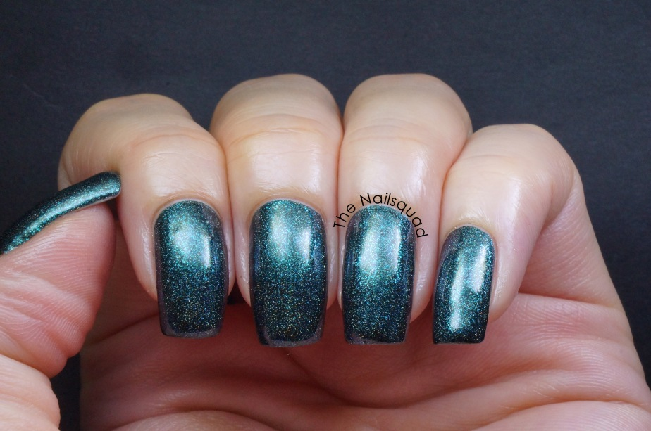 don't go in the woods by glam polish