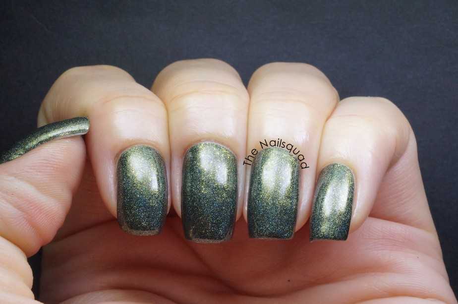 durian dreamin by lilypad lacquer